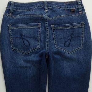 Jag Jeans Mid Rise Boot Leg Cut Petites 4P A302J